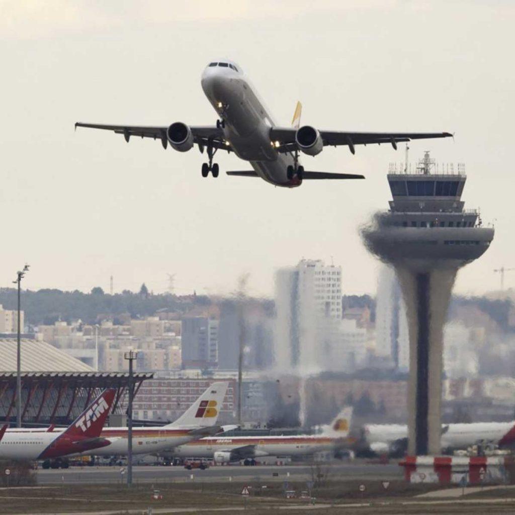 hotel cercano al aeropuerto