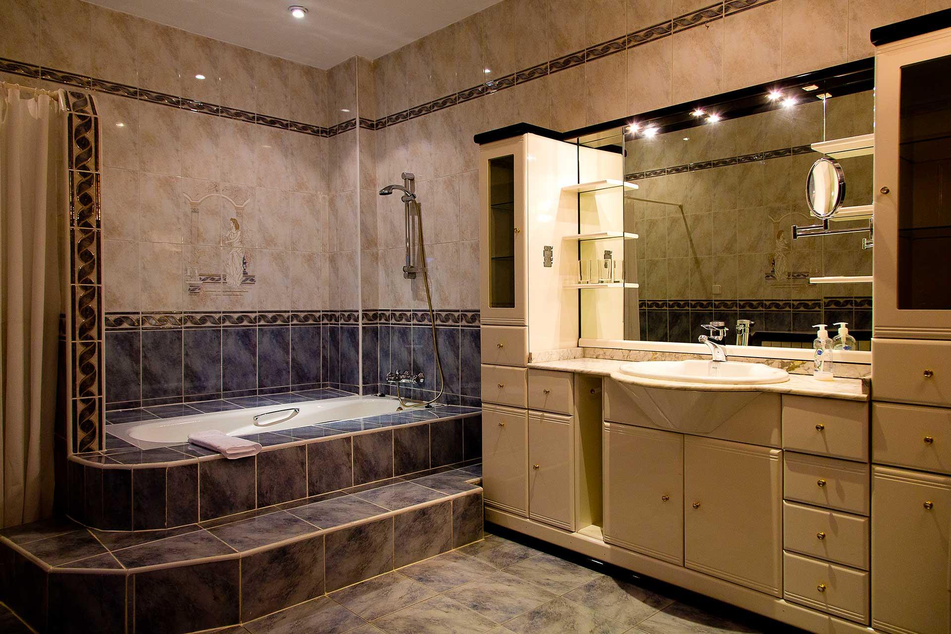 Aseo en hotel Escala Suite Madrid